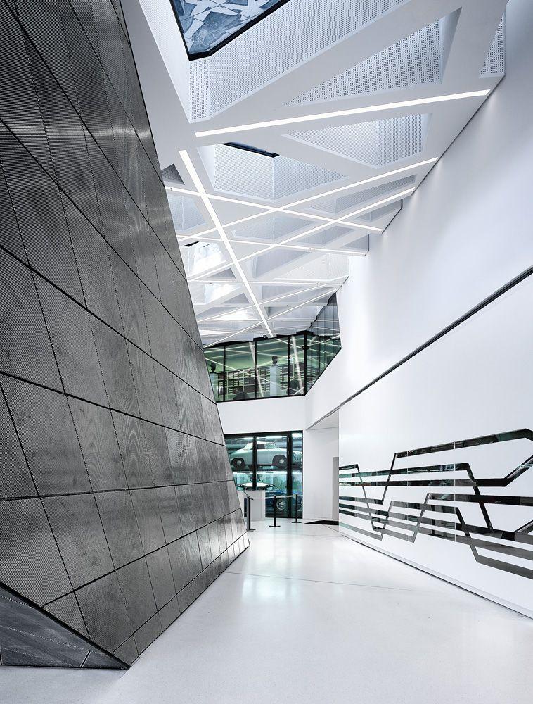 Gallery Of Porsche Museum Delugan Meissl Photos By Michael