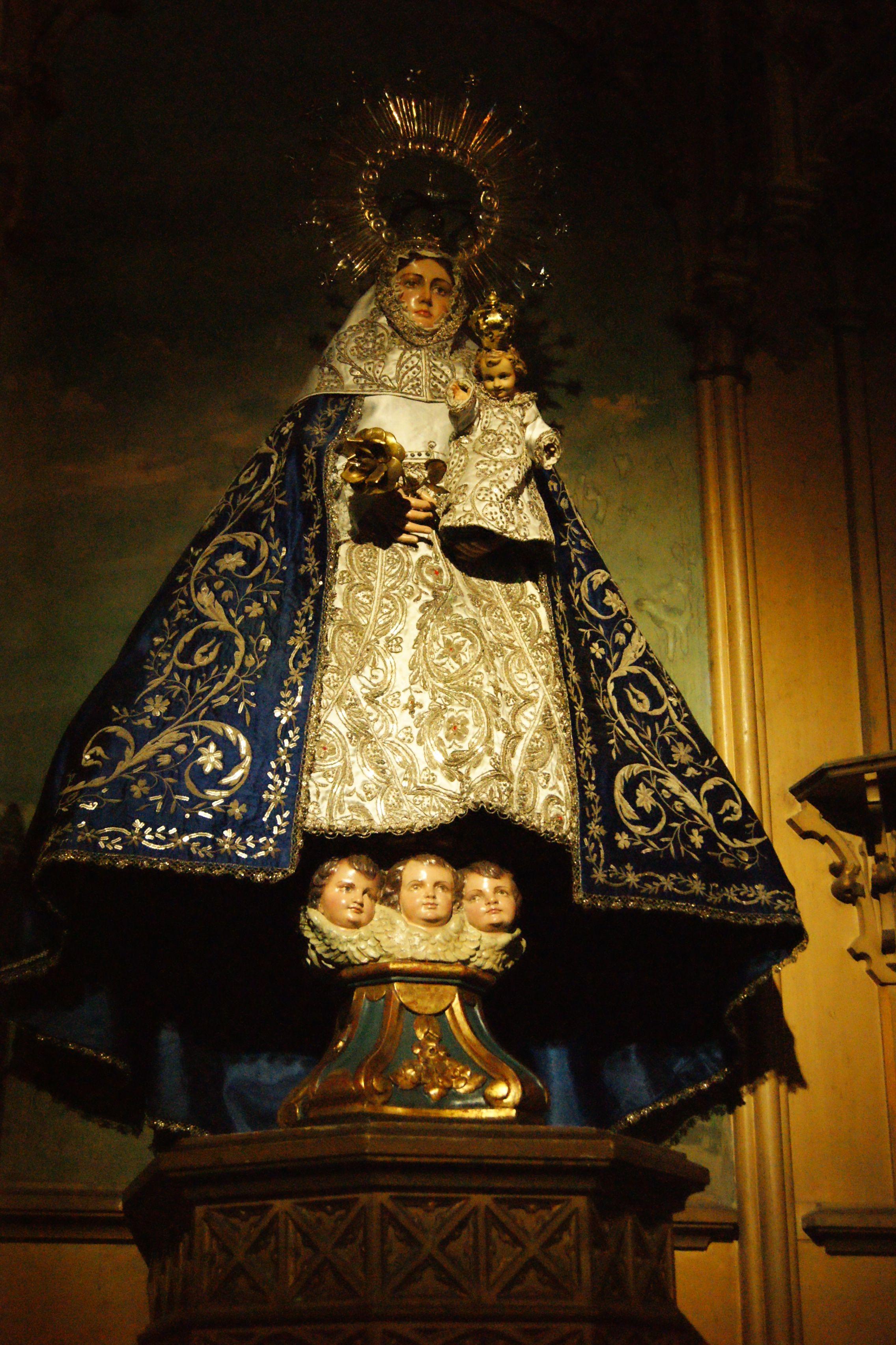 Virgen De Covadonga Virgen De Covadonga Covadonga Virgen María