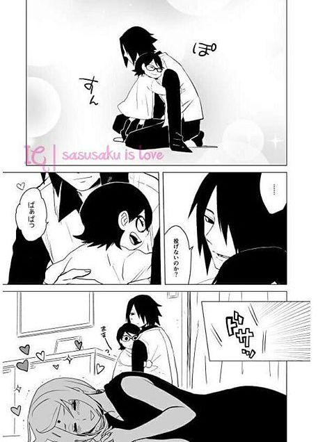 Sasusakusara 22 Sakuras Reactions To These Papa Daughter