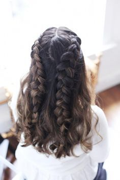 Cool Hairstyles For Kids Little White Girl Braid Styles Baby Girl Hairstyle Pics 20190308 March 08 201 Thick Hair Styles Long Hair Styles Girl Hairstyles