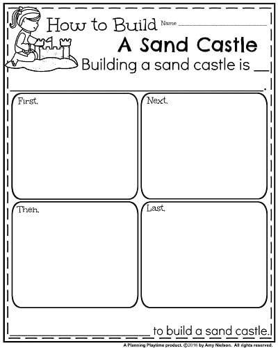 Summer Kindergarten Worksheets Teachers Pay Teachers My Store