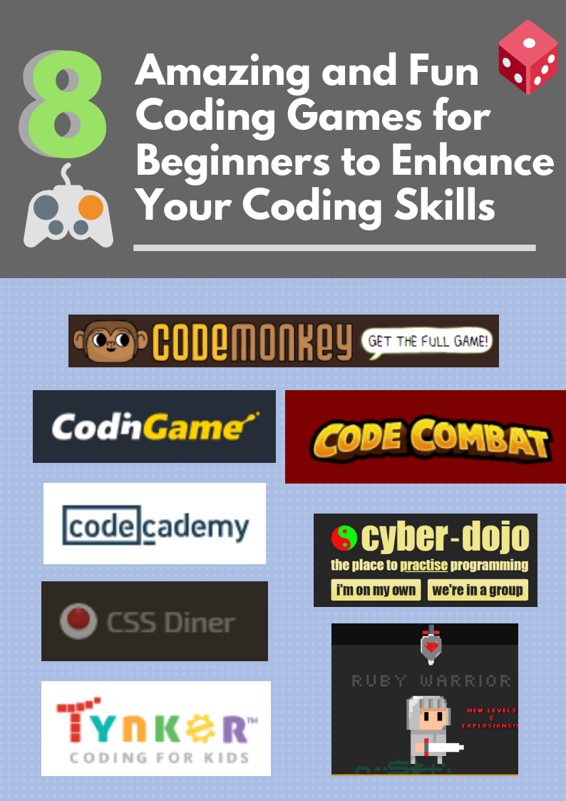 8 Amazing and Fun Coding Games for Beginners to Enhance Your