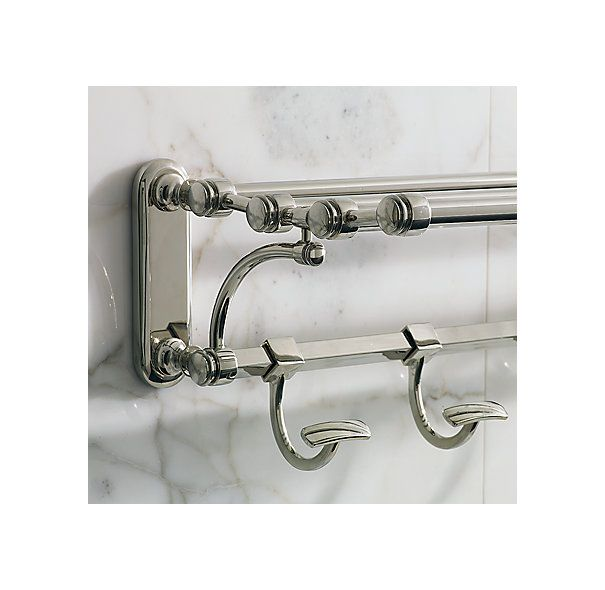 I Love This For Our Bathroom! Lugarno Train Rack