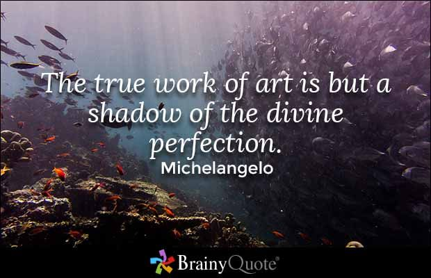 Michelangelo Quotes Custom Michelangelo Quotes  Michelangelo Qoutes And Truths