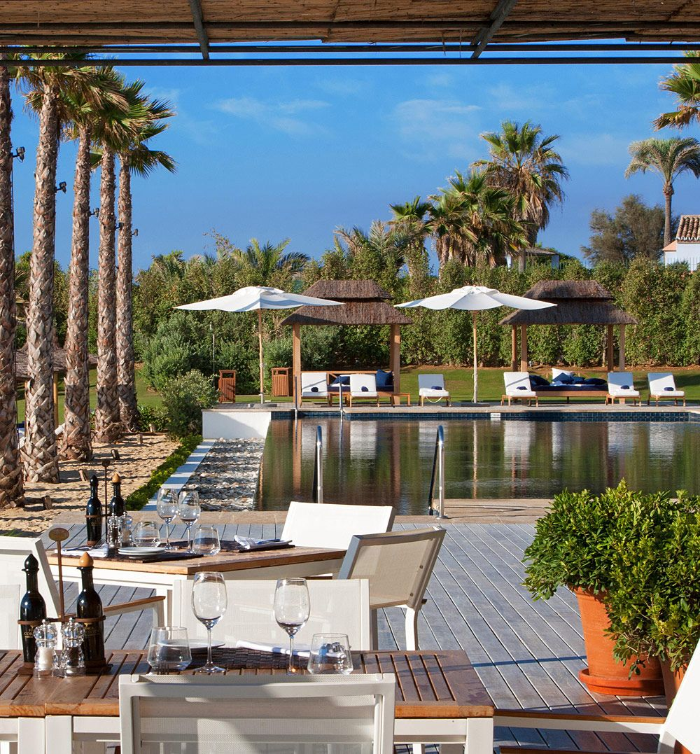 Finca Cortesin In Andalucia Spain A Palatial Spa And Golf Hotel Close To