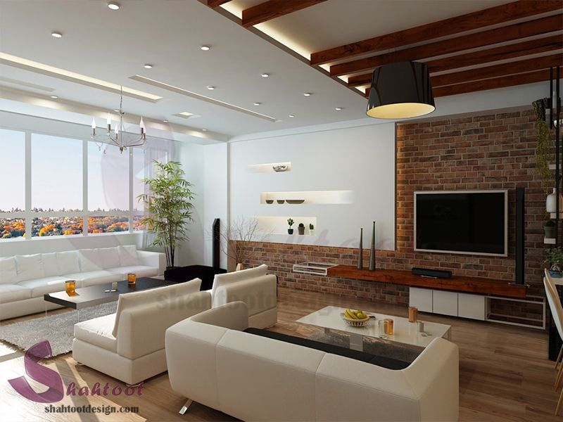طراحی دکوراسیون منزل 170 متری در کرج Home Decor Home House Design