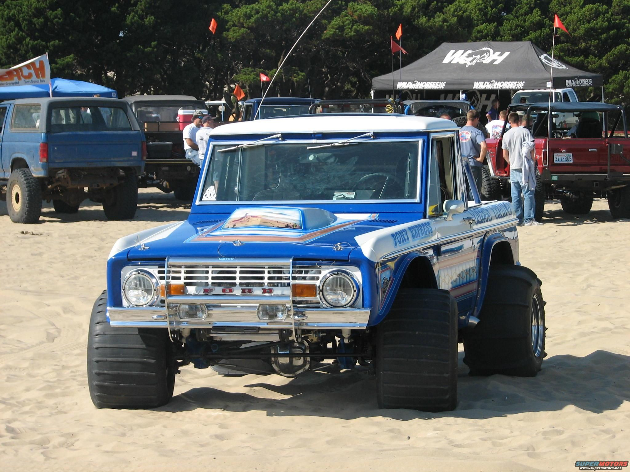 1978 Ford Bronco S.O.B. picture Ford
