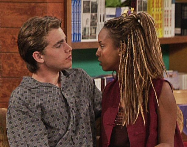 Angela and shawn girl meets world