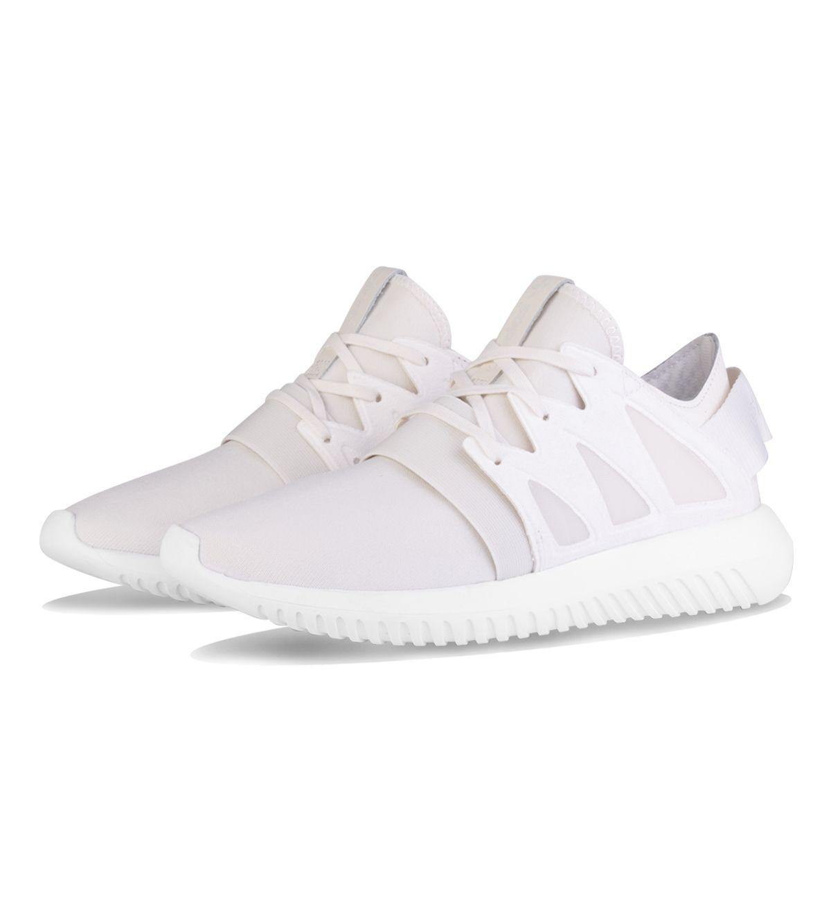 sale retailer 3c5f0 4da7b Adidas Originals WMNS Tubular Viral Chalk White   White - Adidas Womens
