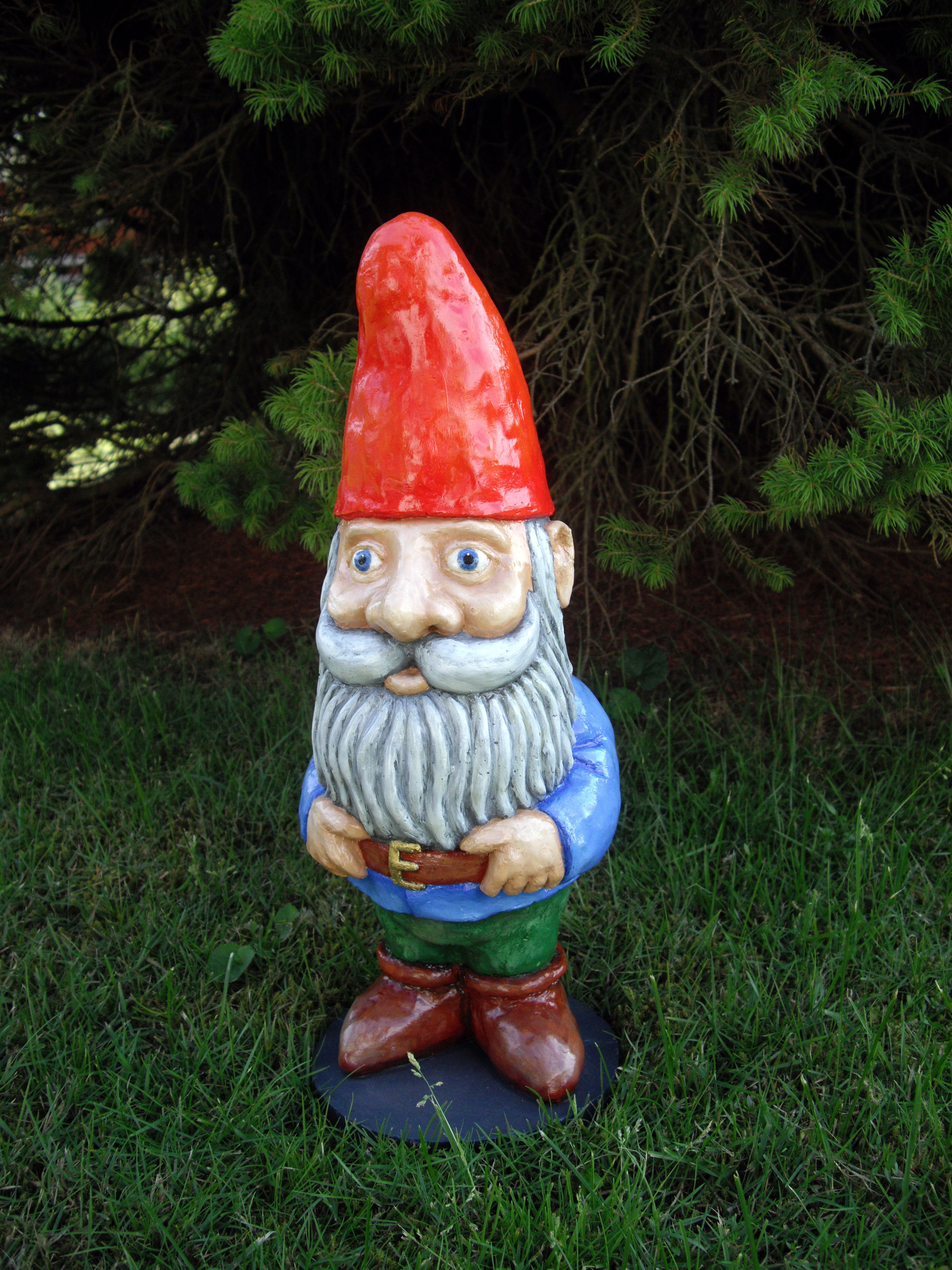 Gnome Garden: German Garden Gnome - Google Search