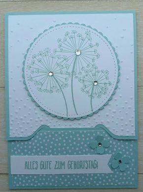 """Workshop-Projekt """"Karte für Geldgeschenke"""" #stampinup!cards"""