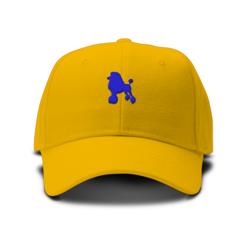Sigma Gamma Rho Embroidered Poodle Hat - Letters Greek