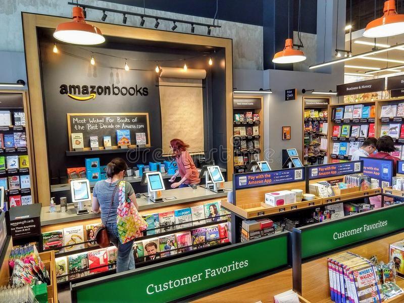 Amazon Book Store New Amazon Book Store In Austin Texas Ad