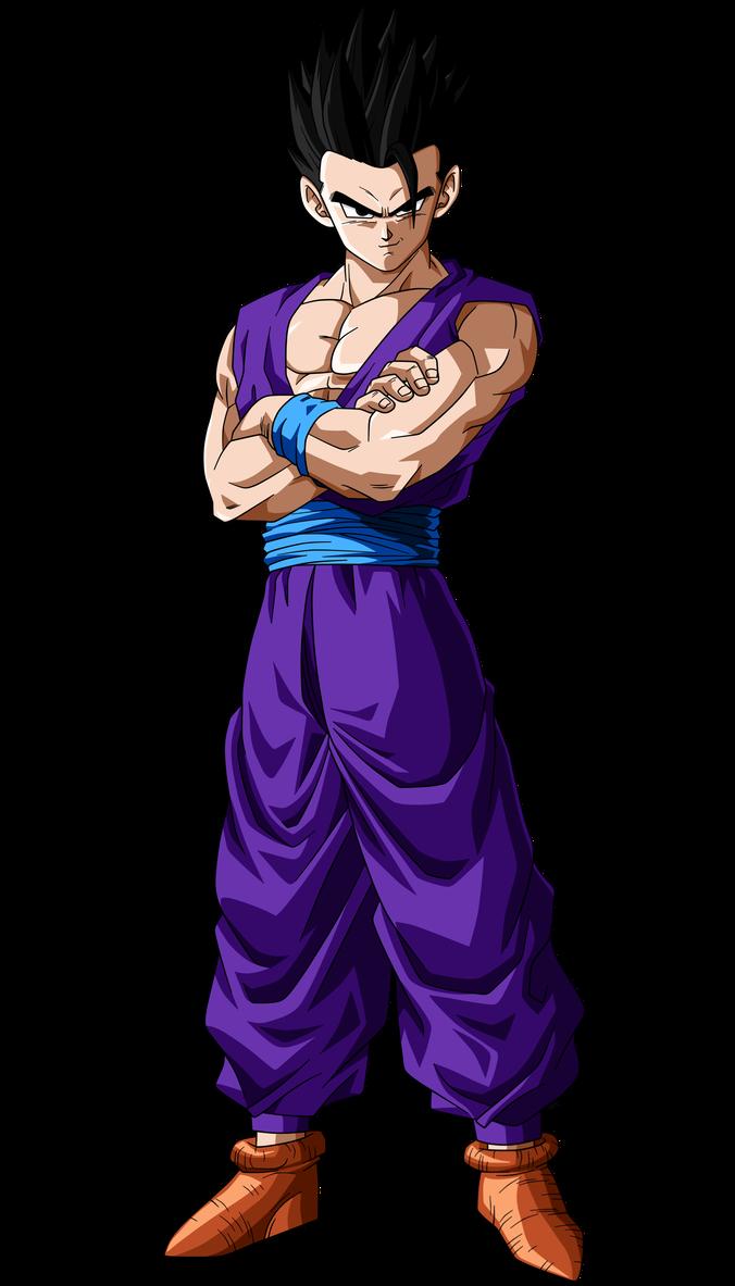 Ultimate Gohan By Hirus4drawing Anime Dragon Ball Super Dragon Ball Super Manga Dragon Ball Artwork