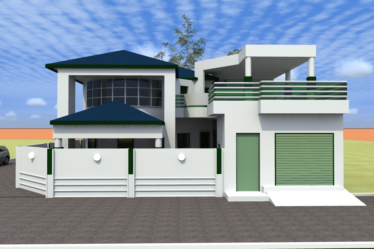 Design moderne house