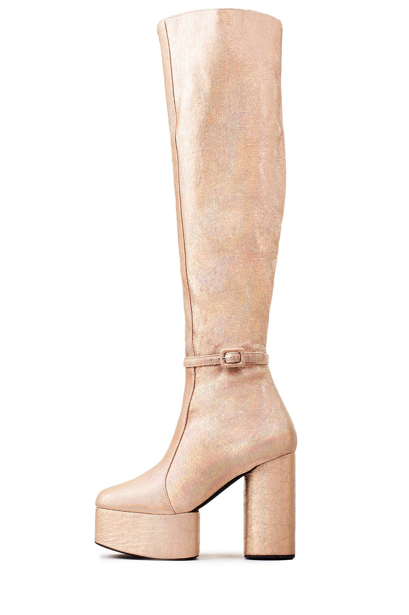 cf9bffbb794 RICOCHET over the knee platform boot by Jeffrey Campbell   Just ...