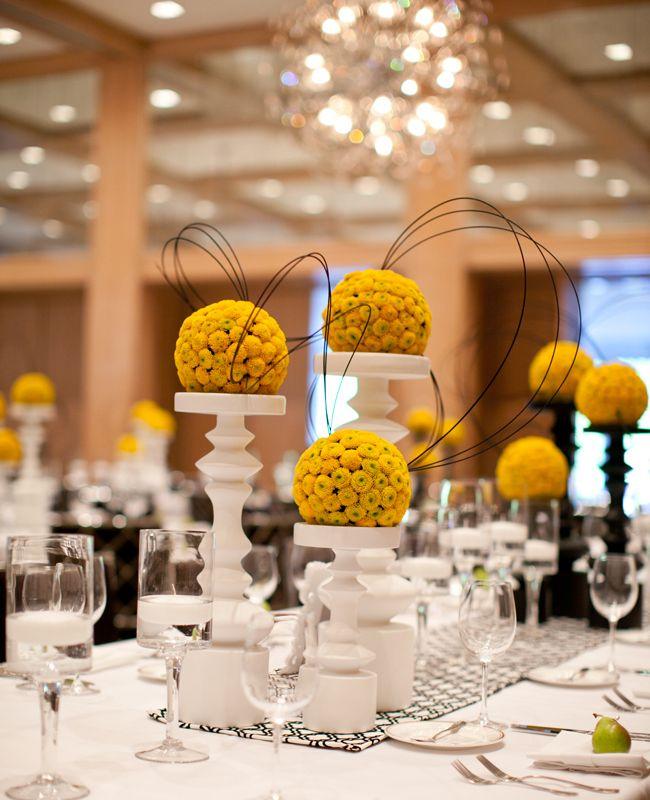 Modern Centerpiece Ideas For Weddings : Ideas advice modern centerpieces westlake village and