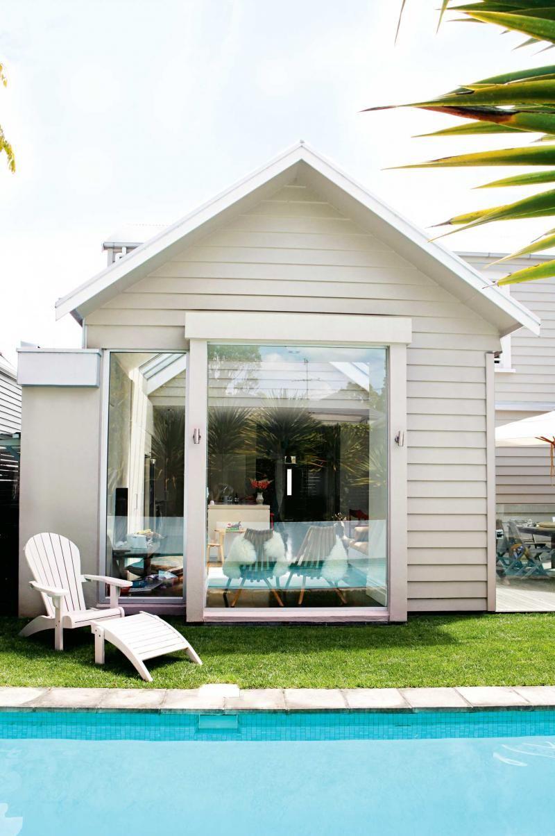 5 Classic Exterior Colour Palettes Beach House Exterior