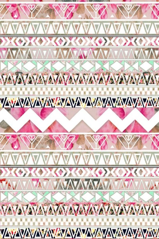 Cute Pink Pattern Found On Pinterest Wallpapers Fond