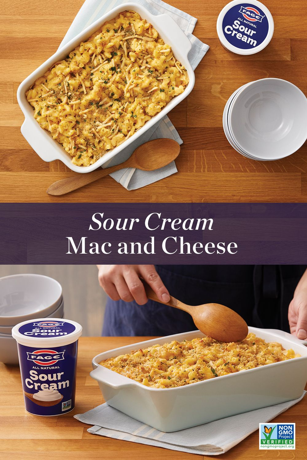 Pin On Fage Sour Cream