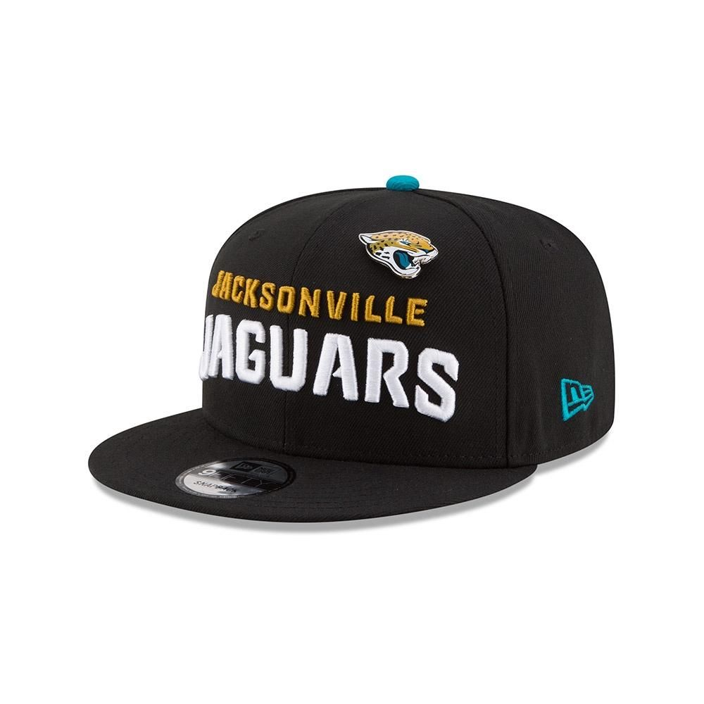 f87cc905 NFL Jacksonville Jaguars New Era Pinned Snapback | Products ...