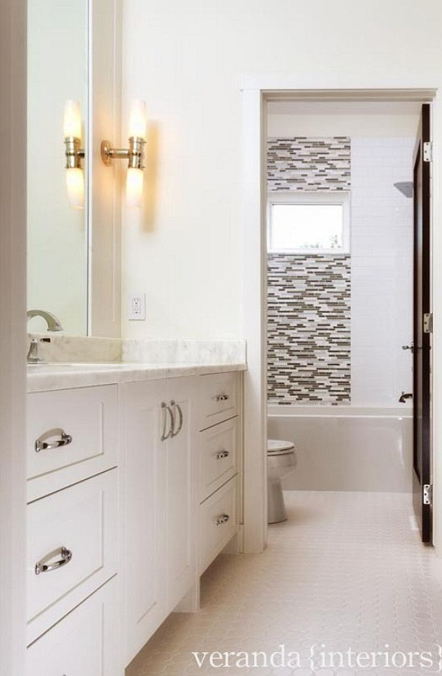 White Jack And Jill Bathrooms jack & jill bathroom. jack & jill bathroom ideas. jack & jill