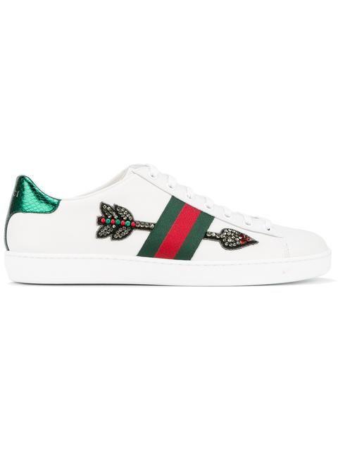b4178578929 Gucci Baskets Ace en 2019