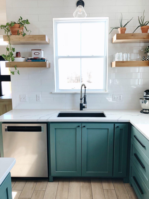 Sugarberry Cottage Kitchen | Cottage kitchen, Cottage ...