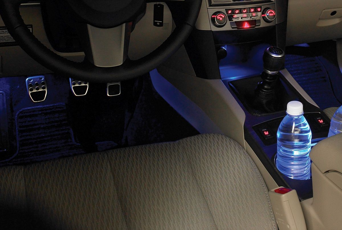 Outback interior illumination | Outback accessories | Pinterest ...