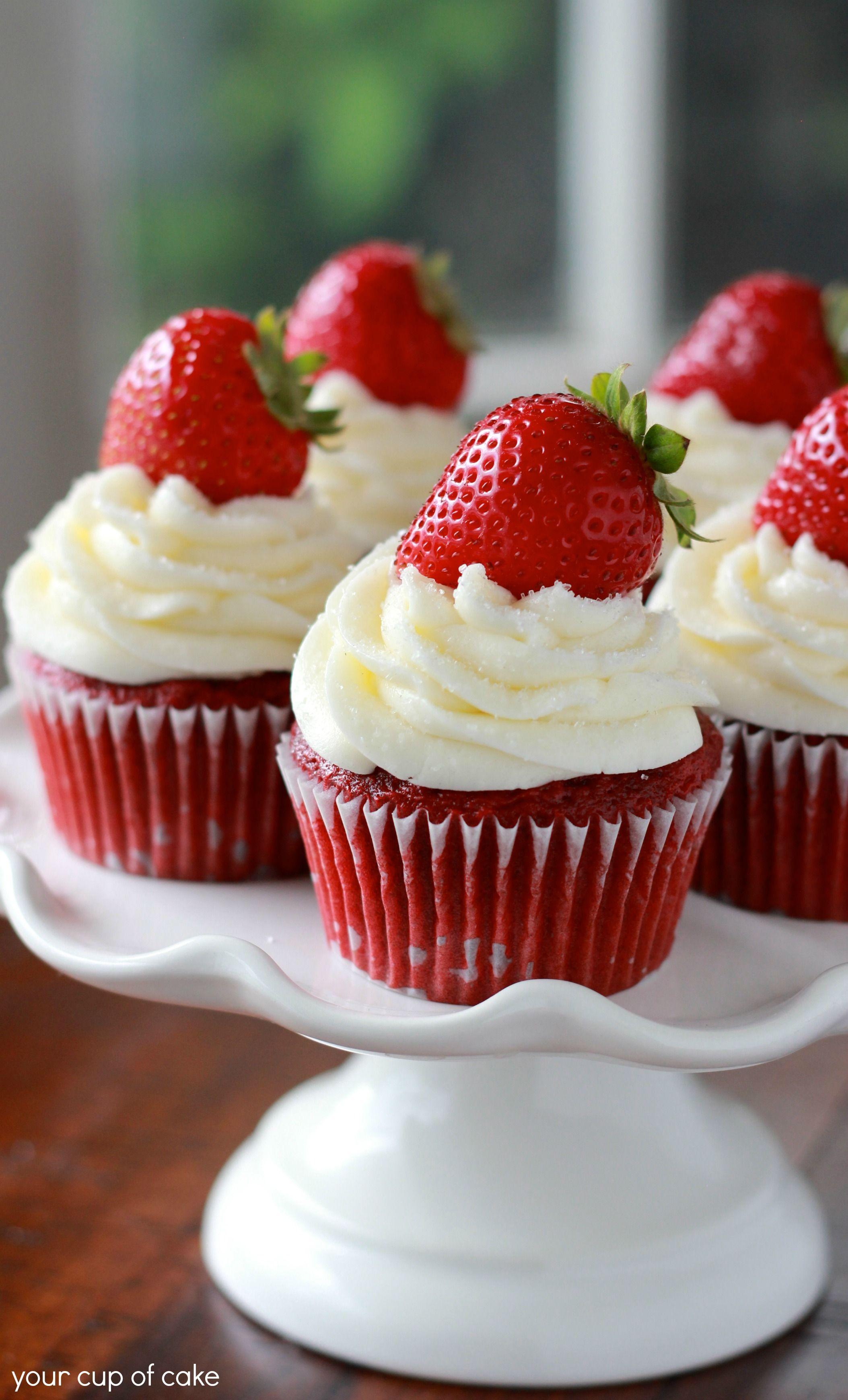 a062e54668b 35+ Valentine s Day Cupcake Ideas