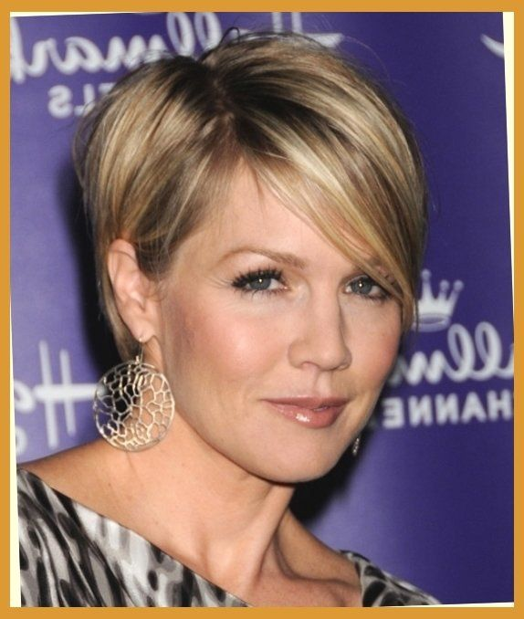 Image result for jennie garth pixie haircut | long pixie | Pinterest