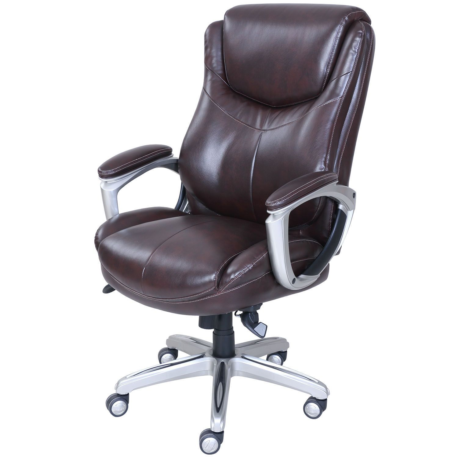 Good Lovely Leather Executive Office Chair , Full Size Of Seat Chairs  Appealing Leather Executive Office