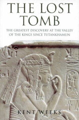 The Lost Tomb by Dr. Kent Weeks. His account of discovering KV5, the largest tomb yet found in Egypt's Valley of the Kings. One of my favorite books.