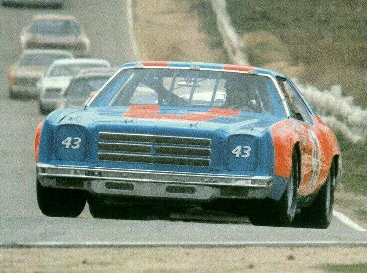 Richard Petty Monte Carlo Nascar Race Cars Nascar Old Race Cars