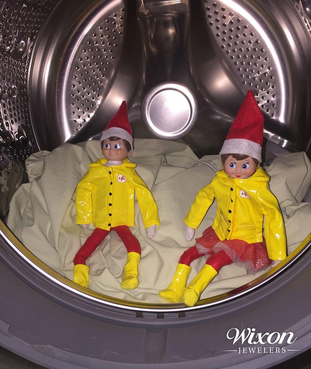 The Elf on the Shelf: Inspiration & Ideas - Wixon