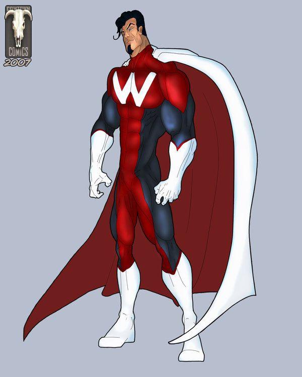 41++ Paragon superhero ideas