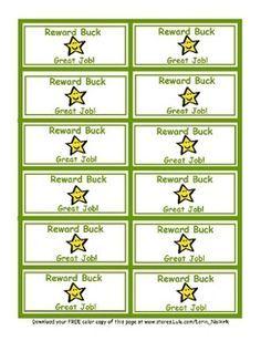 Childrens Reward Money Google Search Children Behavioral Charts