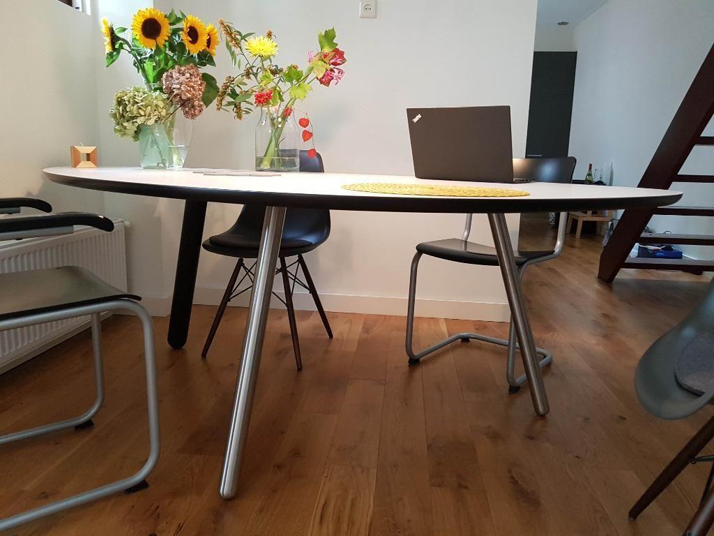≥ castelijn circlips persoons eettafel vergadertafel