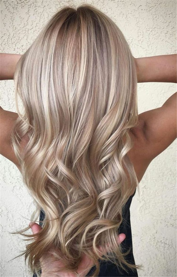 70 Stunning Long Blonde Hair Color Ideas For Spring Summer