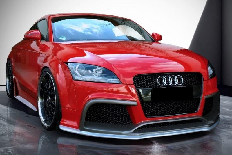 2000 audi tt quattro kit | Audi TT kit F1 (RE) | Audi ...