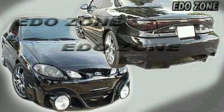 Body Kit For Zx2 Coches