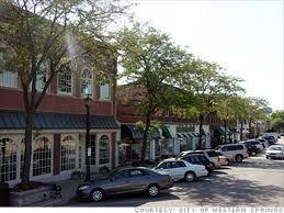 My Home Town Western Springs Illinois Western Springs