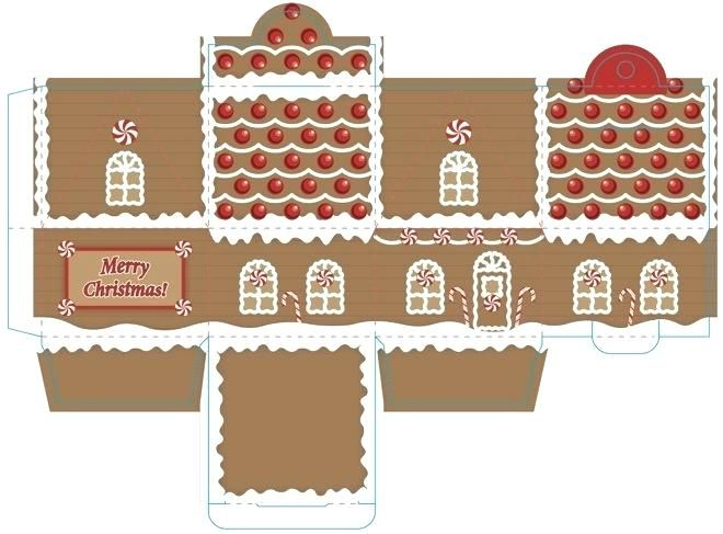 Gingerbread House Template 6 Easy Video Ideas For Gingerbread