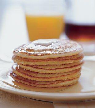 Hannah's Pancakes / Tina Rupp