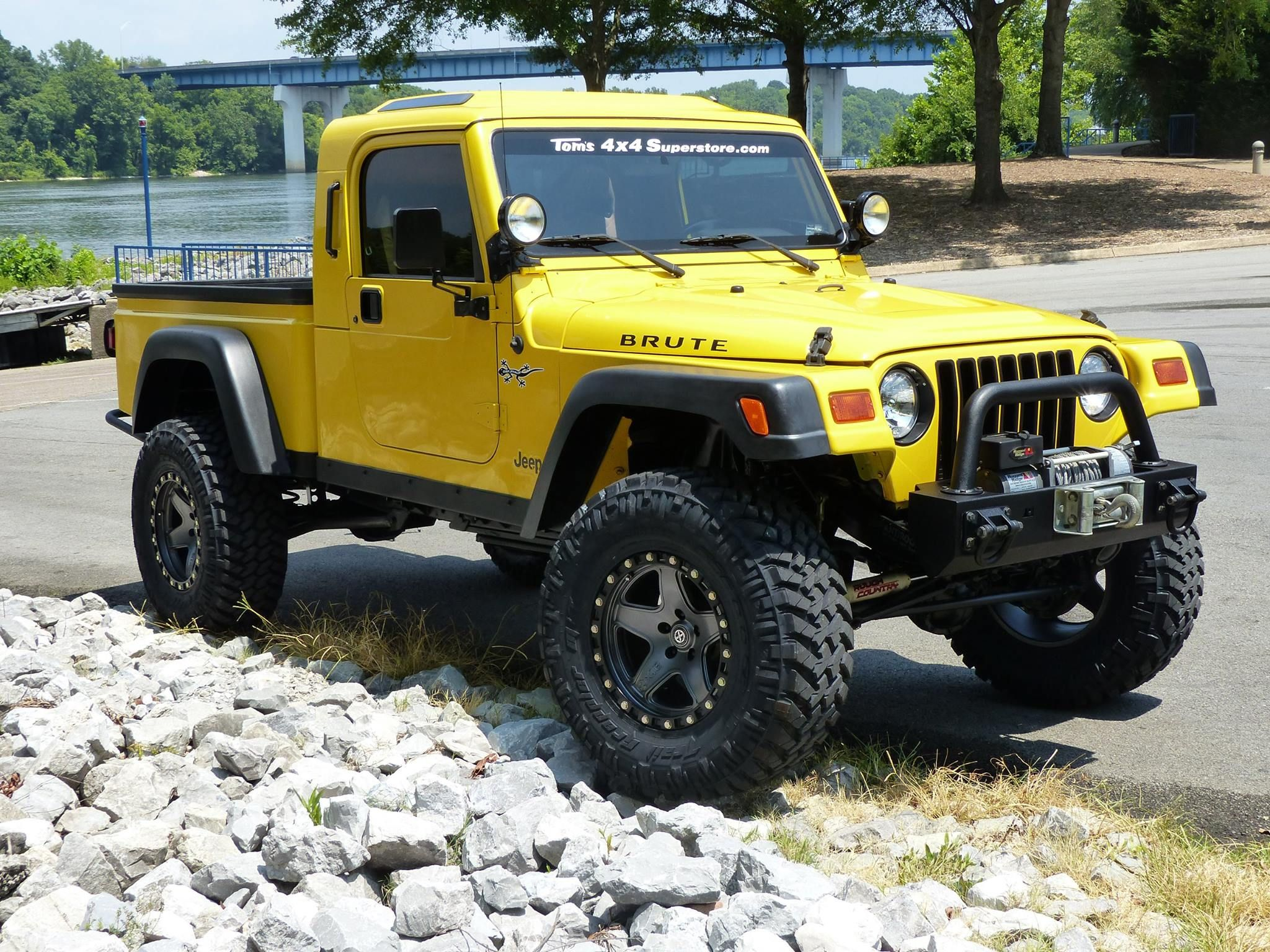 1999 Jeep Wrangler Tj Sahara Aev Brute Conversion 4 0