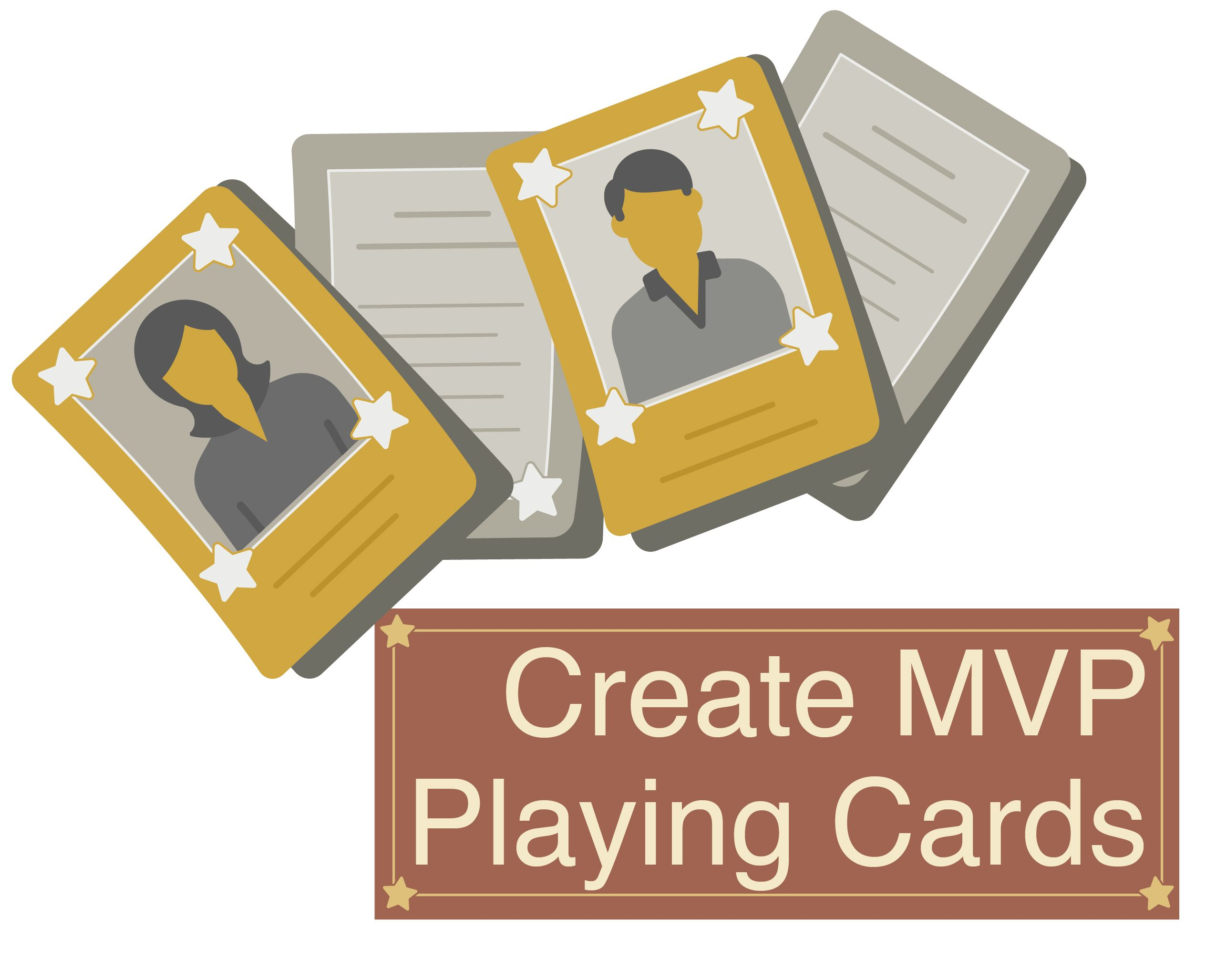 recognize your most valuable players create baseball cards for each
