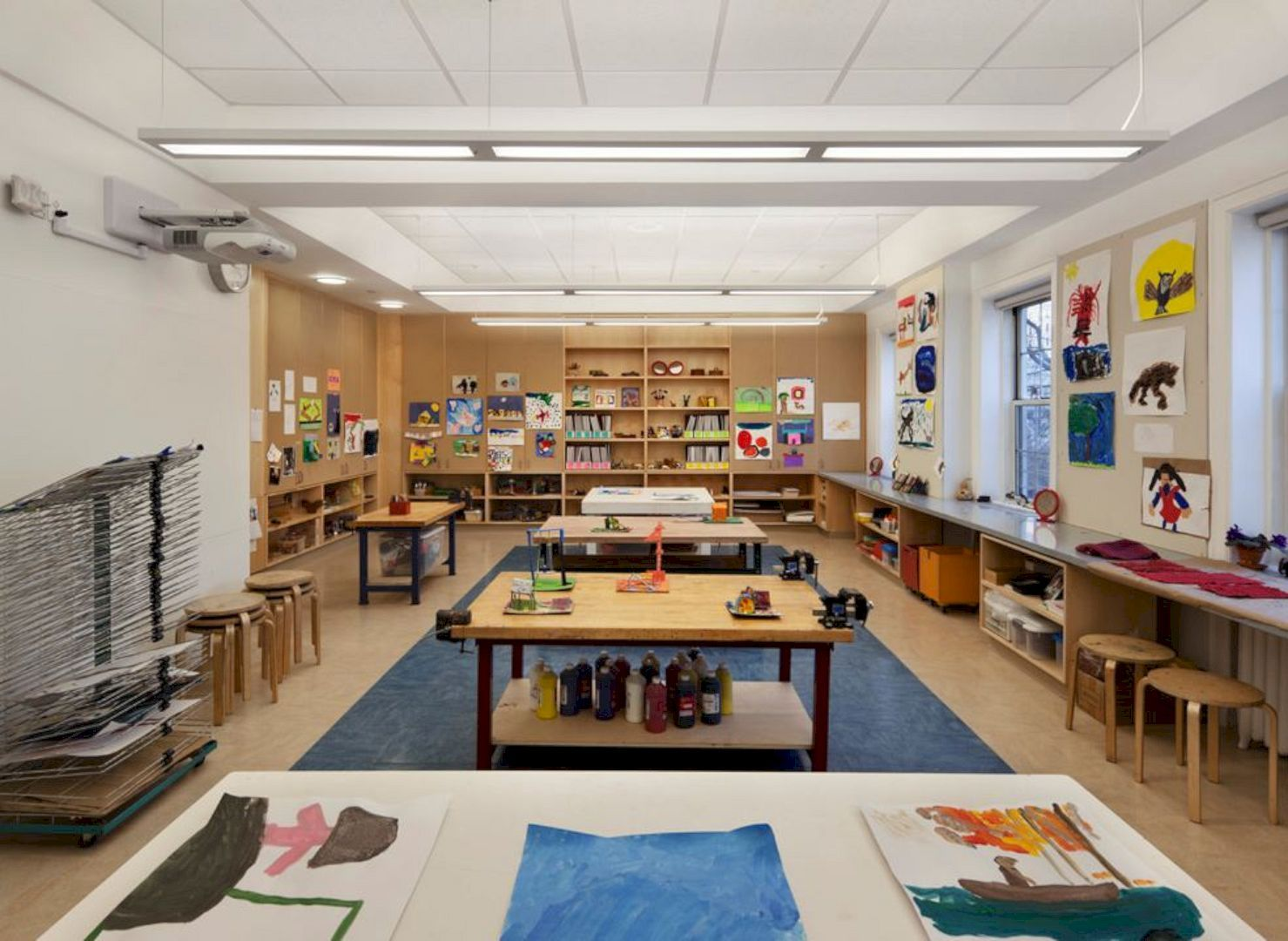The Dalton School Complete Renovation of An Old School in