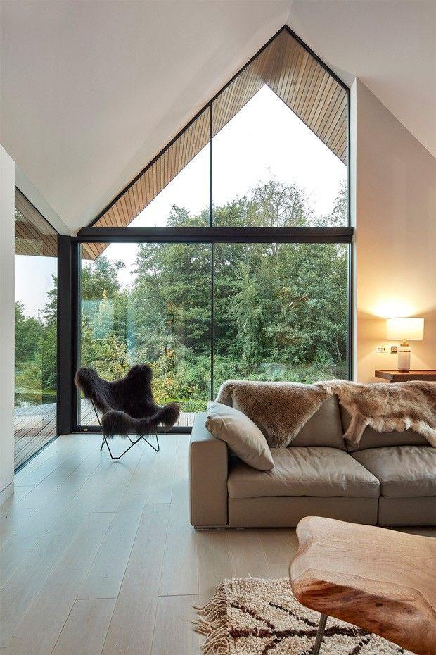 Backwater maison familiale à Norfolk en Angleterre par Platform 5 Architects