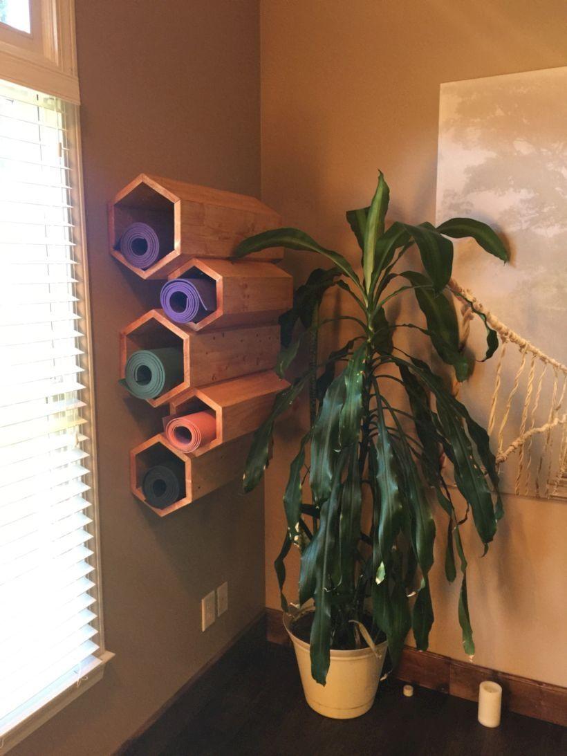 42 Diy Eco Friendly Home Decors Home Yoga Room Yoga Decor Yoga Room Design