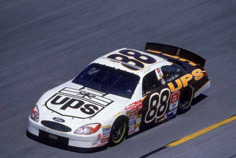 Dale Jarrett (With images) Nascar race cars, Nascar